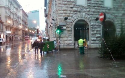 Arpal: allerta2 a Genova, perturbazione cugina dell'uragano Sandy