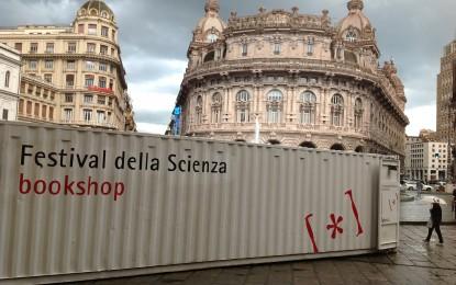 """Più interazione e meno parole: ecco il """"nuovo"""" Festival della Scienza di Genova"""