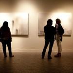 La mostra nella galleria d'arte