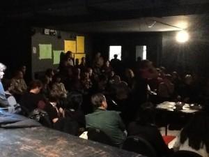 Laboratorio teatro Hop Altrove, 27 ottobre 2012