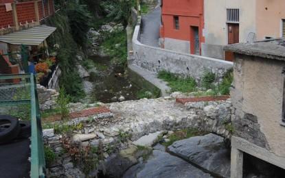 Quezzi, Pedegoli: via del Molinetto senza accesso da quasi un anno