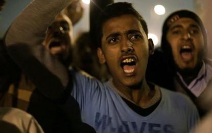 Tahrir: documentario di Stefano Savona al cinema Corallo