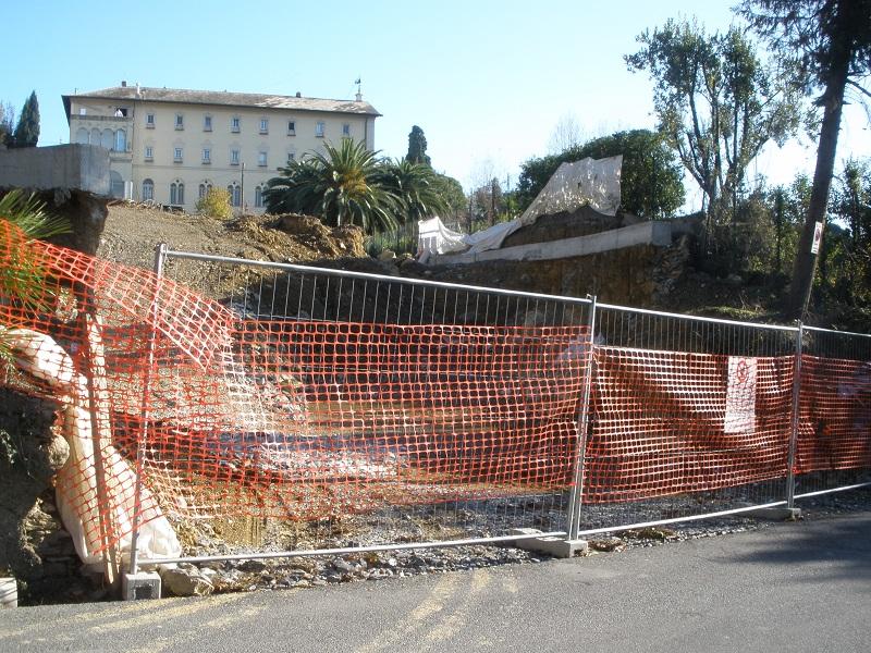 Quarto viale quartara cantiere abbandonato accanto al for Sito storico