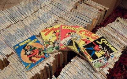 Fumetti in biblioteca: apre una nuova sezione alla Berio