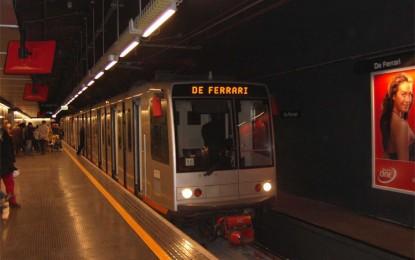Metropolitana Brignole, ritardi nei lavori: discussione in Consiglio