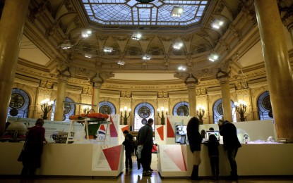 Festival della Scienza, Piazza Europa: il video della mostra