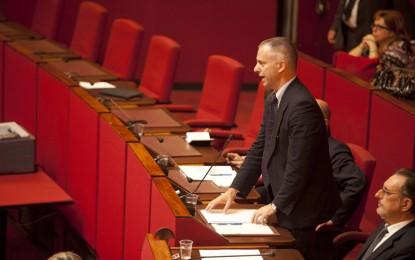 Continuano le polemiche in Consiglio comunale: l'attacco al sindaco Marco Doria