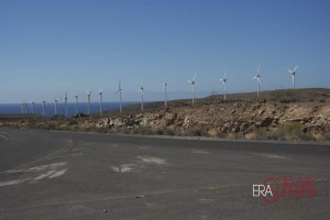 Pale eoliche a Tenerife