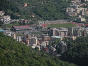 Val Bisagno, Sciorba