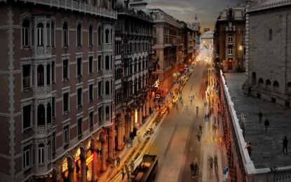 Via Venti Settembre pedonale, il progetto: al via i lavori nel 2013?