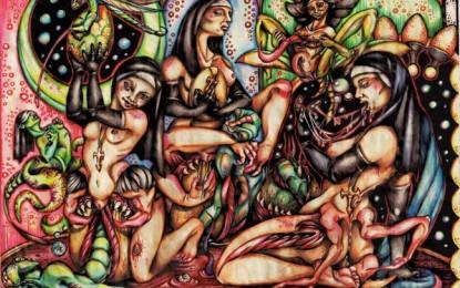 Elisa Boccedi: sogno e perversione in mostra alla MF Gallery