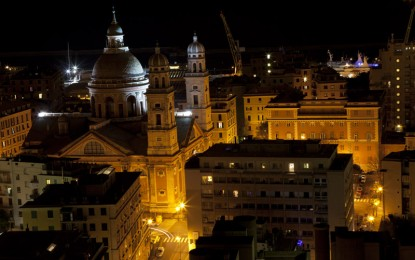 The Dark Side of Genova, ghost tour la notte di Halloween