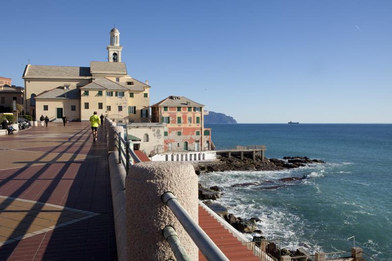 Apriamo corso italia una domenica all 39 aria aperta nel for Lungomare genova