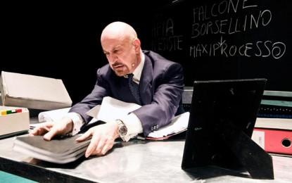 """Teatro Duse: """"Per non morire di mafia"""" con Sebastiano Lo Monaco"""