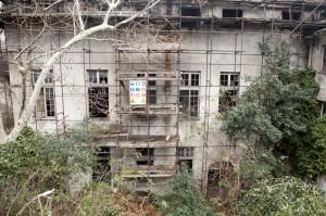 Degrado di Villa Donghi