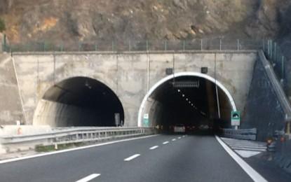 Palmaro, tempi ancora incerti per la galleria fonica dell'autostrada. Progetto bloccato in Ministero