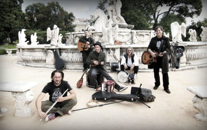 Maschera di cera: concerto prog al Muddy Waters di Calvari