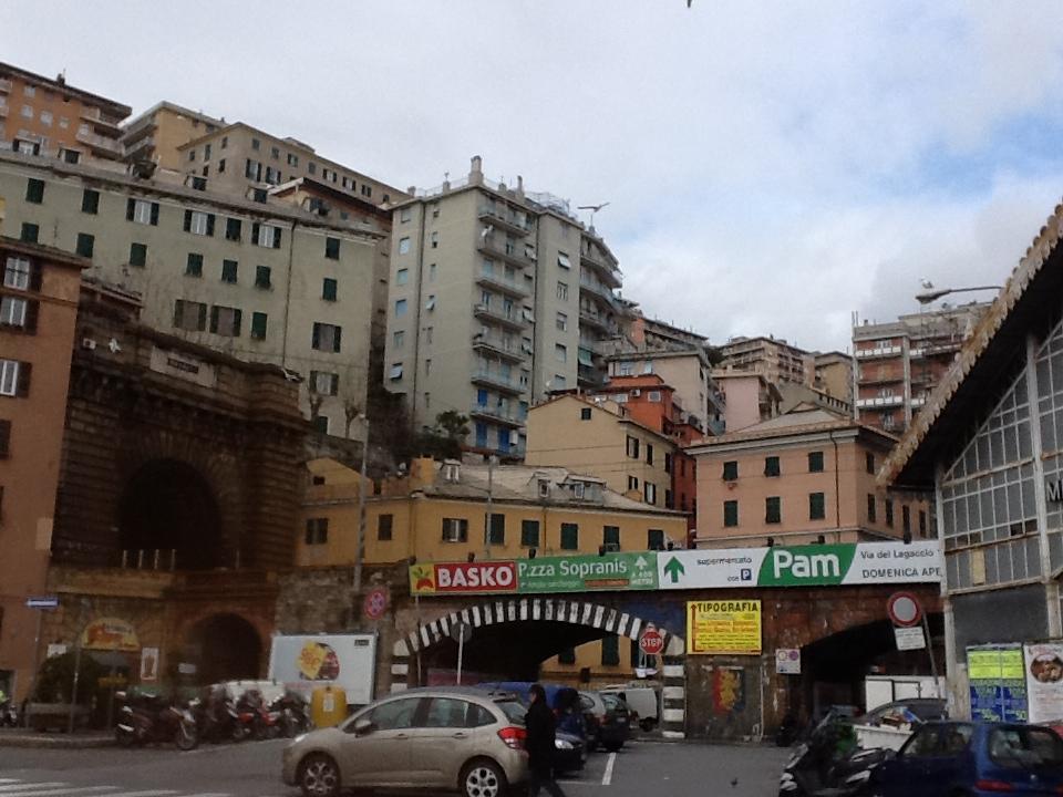 Ambulatorio san teodoro genova un quartiere senza for San teodoro case vendita