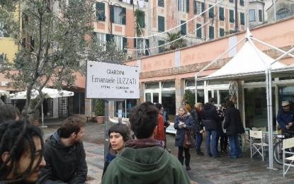 Food revolution day ai Giardini Luzzati