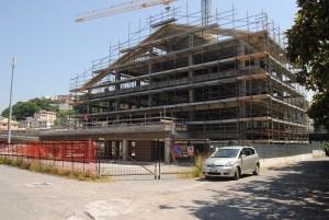 Rivarolo. nuova stazione carabinieri1