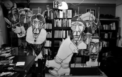 Matreska Gruppo artistico: I Dodici, la poesia russa a teatro