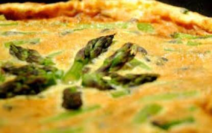 Torta di asparagi, ingredienti e preparazione