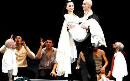 Deos, danza contemporanea a Genova: spettacolo al Porto Antico