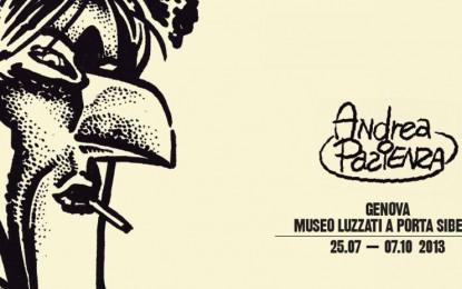 Andrea Pazienza: 100 tavole in mostra al Museo Luzzati
