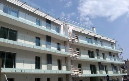 Boccadasse, ex rimessa Amt: il nuovo complesso residenziale