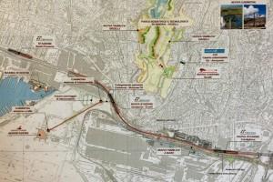 progetto hub aeroporto di Genova
