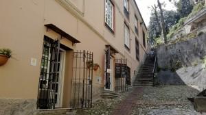 Salita della Tosse, Genova