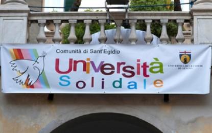 Università Solidale, i progetti di solidarietà degli studenti genovesi