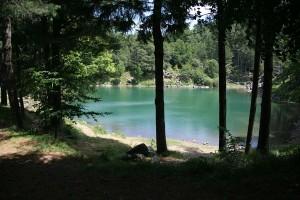Lago delle Lame, Rezzoaglio