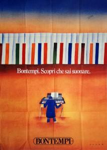Manifesto Bontempi Folon