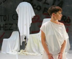 Antigone teatro della Tosse