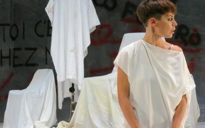 Antigone, il nuovo spettacolo in scena al teatro della Tosse