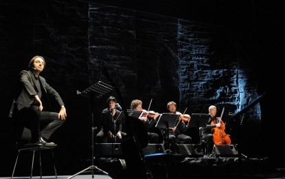 Neri Marcorè e Gnu Quartet: spettacolo al teatro dell'Archivolto
