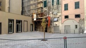Piazza Don Gallo, Ghetto