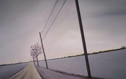 Sandra Levaggi e i suoi dipinti da toccare: incontro con la pittrice