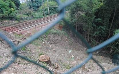 Terzo Valico: lavori fermi a San Quirico, campo base a Bolzaneto