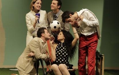 Un piccolo gioco senza conseguenze: spettacolo al teatro della Gioventù