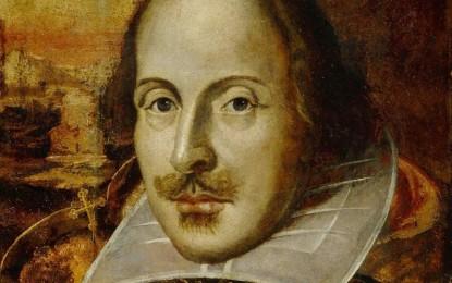 William Shakespeare, frasi che ancora fanno parte dell'inglese parlato