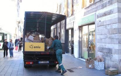 """Amiu conferma: """"Nel 2017 bolletta rifiuti aumenta del 6%"""". Ma se non passa delibera, rischio +20%"""