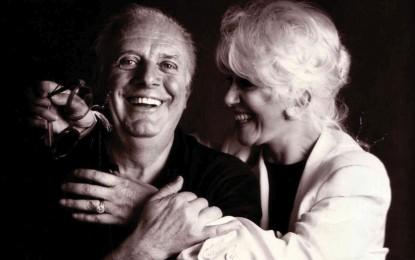 Politeama Genovese: Dario Fo presenta il libro di Franca Rame