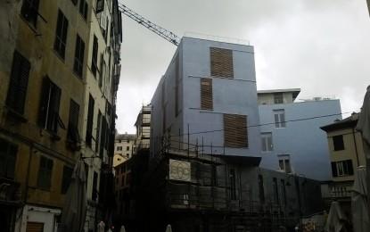 Scuola piazza Erbe, scelte tecniche e stilistiche: parola al progettista