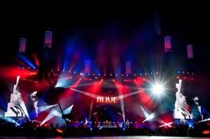 Muse concerto live