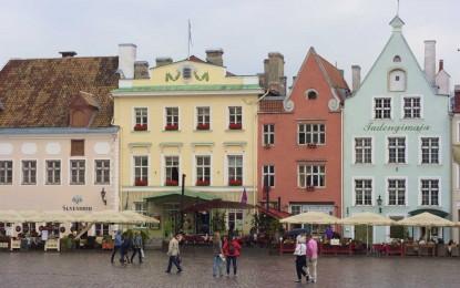 Tallinn, Estonia: una notte a spasso per la capitale