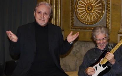 Vangelo secondo Gian Piero, il nuovo spettacolo di Alloisio alla Tosse