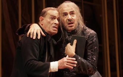 Il tartufo di Molière: Solenghi e Pagni in scena al teatro della Corte