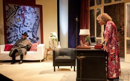 Oh Dio mio!: commedia tra il serio e il faceto al teatro Duse